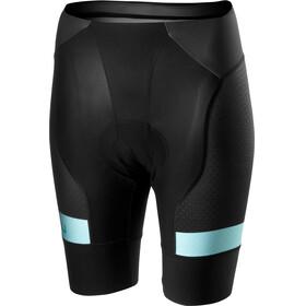 Castelli Free Aero Race 4 Shorts Women black/aruba blue